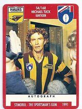 "1991 Stimorol (54) Michael TUCK  Hawthorn "" """