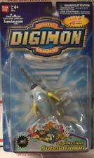 Digimon Submarimon Digi-Action Charging Action Bandai Season 2 #13180