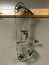 2021 BowTech Solution Right Hand DARK EARTH Includes stabilizer and rest