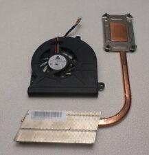 Toshiba Satellite C655 Cooling Fan V000220360 w/ Heatsink V000220510