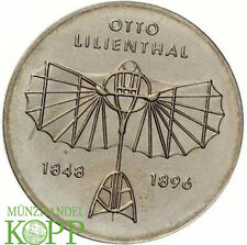 AA699) J.1546 DDR 5 Mark 1973 - Otto Lilienthal