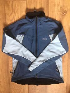 Gore Women's Windstopper Cycling Jacket Size 40
