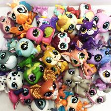 Hasbro Littlest Pet Shop Lot 30pcs Animals LPS Figure Boy Girl Doll Toy randomly