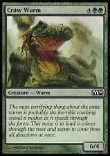 4x Wurm Devastatore - Craw Wurm MTG MAGIC M10 Ita