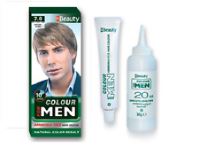 Hair DYE for Men Natural Blond colour dyes your hair in 10 min Ammonia free