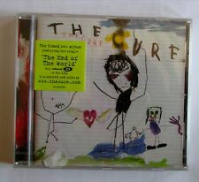 THE CURE  - SAME -   CD NUOVO E SIGILLATO -