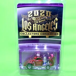 Hot Wheels 41 Willys Gasser 2020 LA Convention LOW NUMBER #211/6700 Lamley