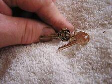 Vintage GM Key Cufflinks Hickok