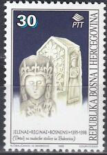 Bosnien und Herzegowina Nr.40** Königoin Jelena