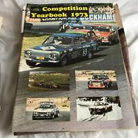 VINTAGE FORD COMPETITION YEARBOOK 1973 RACING CARS
