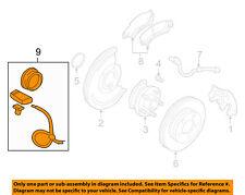 GM OEM ABS Anti-lock Brakes-Front Speed Sensor 19303767