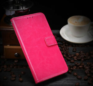 Dooqi Luxury PU Leather Wallet Card Flip Stand Cover Case For Nokia 7.1