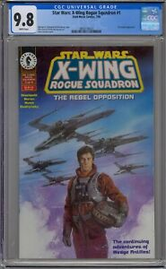 STAR WARS X-WING ROGUE SQUADRON #1 CGC 9.8