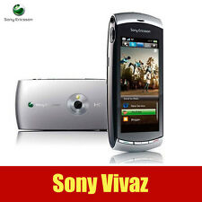 Sony Ericsson Vivaz U5 - Silver
