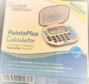 WEIGHT WATCHERS POINTS PLUS CALCULATOR