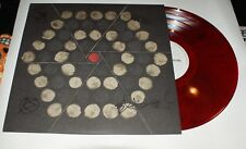 THRICE SIGNED PALMS VINYL LP LIMITED EDITION COLORED RARE
