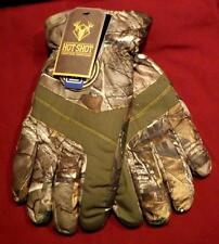 Waterproof Winter Hunting Gloves - Hot Shot / Realtree Xtra Camo / Insulated LG