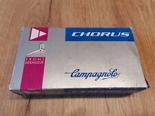 NOS NIB Vintage Campagnolo Chorus front derailleur braze-on road bike italian