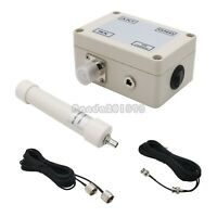 10KHz-30MHz Mini Whip Active Antenna HF LF HF VHF SDR RX w/ Portable Cable sz898