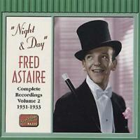 Fred Astaire : Night & Day: Complete Recordings Volume 2 1931 - 1933 CD (2001)