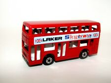 Matchbox Superfast No 17 London Bus Laker Sky Train |Mint Unboxed