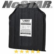 "VISM NcSTAR Ballistic Soft Panel Shooters Cut 10""X12"" Level 3A Body Armor"