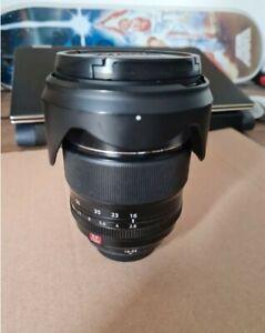 Fujifilm XF 16-55 F2.8 R LM WR