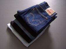 Levis 505 Jeans Vintage Straight Leg