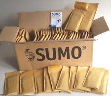 50x Luftpolsterversandtaschen A / 1 100 x 170 Umschläge Versandtaschen NEU NEW 8
