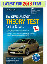 The Official DSA DVLA DVSA Driving Theory Test Book for Car Drivers 2018 L *thrB