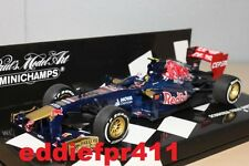 1/43 2013 DANIEL RICCIARDO TORO ROSSO STR8 FERRARI F1 RACE CAR MINICHAMPS AUSSIE