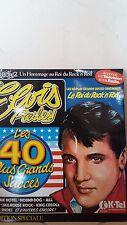 Elvis Presley-les 40 plus grands succes, 33 tours vinyl