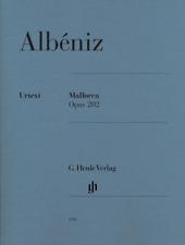 Henle Urtext Albeniz Mallorca Opus 202