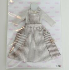 Azone Pure Neemo Ex Cute Outfit Dress Clothing Natural for 1/6 Dolls