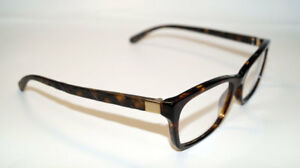BURBERRY Brillenfassung Brillengestell Eyeglasses Frame BE 2220 3002 Gr.54
