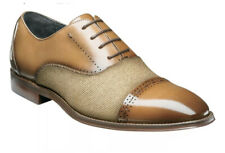 STACY ADAMS MEN'S BARRINGTON 25222 CAP TOE LACE UP OXFORD