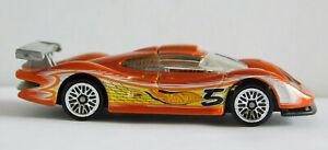 1999 Hot WheelsPORSCHE 911 GTI- 98 Metallic Burnt Orange