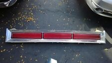 1980 - 1984 Lincoln Towncar Town Car trunk taillight tail light reflector panel