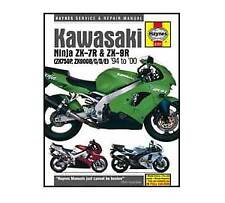 Kawasaki ZX7R ZX-7R 1996-2000 Haynes Workshop Service Manual