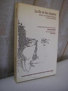 J.L. Parrot : La fin et les moyens études sur la finalité biologique et ses ....