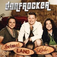 Dorfrocker - Heimat Land Liebe