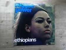 Ethiopians Reggae Power Very Good Vinyl LP Record Trojan TTL 10 Mono