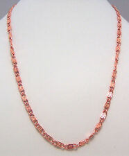 "Copper Neck Chain Necklace 24""  Wheeler Sunrise Healing Arthritis Pain  cn 005"