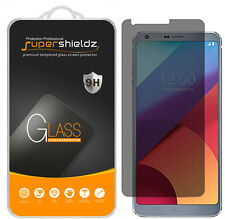 Supershieldz Privacy Anti-Spy [Tempered Glass] Screen Protector F For LG G6 Plus
