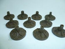 Tree bases 10 x 30mm for small trees