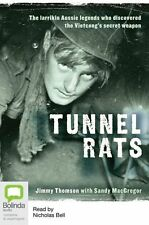 Jimmy Thomson & Sandy MacGregor  /  TUNNEL RATS     [ Audiobook ]