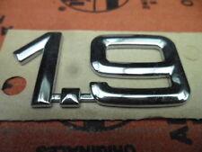 ALFA ROMEO ALFA  147 / 156 / GT 1.9 EMBLEEM / EMBLEME / SCRITTA
