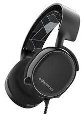 SteelSeries Arctis 3 All-Platform Black Gaming Headset 61433