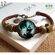 Plaited style bracelet metal decoration Tokyo Ghoul Kaneki Ken Cosplay Anime