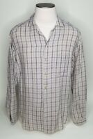 Giorgio Armani Lined Shirt Size M